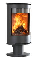 Purevision 5 Panoramic Cylinder Stove